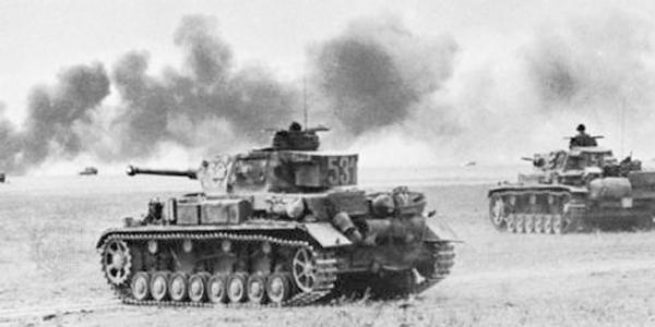 MRT - Wehrmacht-Panzer-IV-Tank
