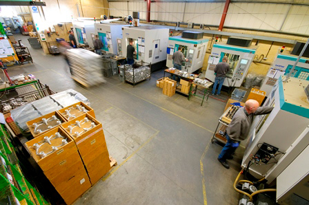 MRT - News - Machining